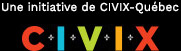 Une initiative de CIVIX